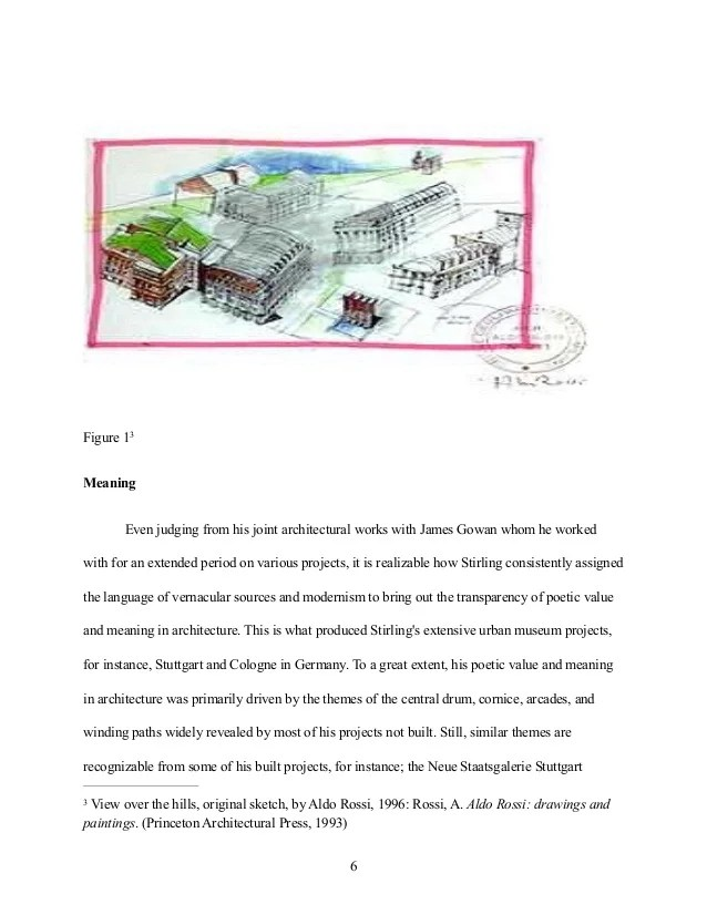 Essay On The Bluest Eye Architectural Essay Architectural Essay Artificial Topography Rdquo Animal Cruelty Essay Conclusion also Essay On My Friends Architecture Research Paper Example Freud Essays