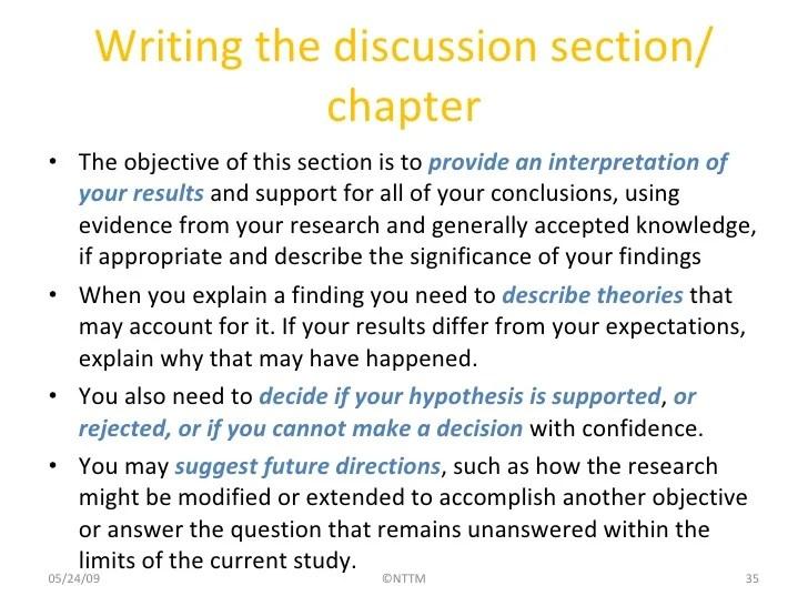 how to write a qualitative report