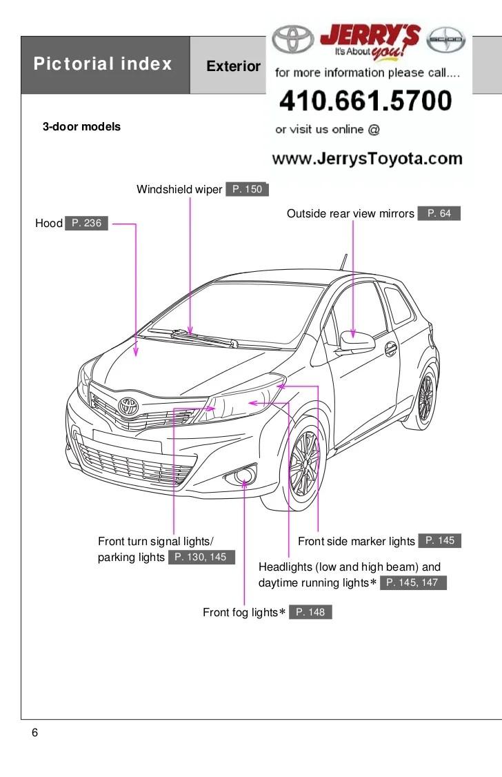 Wiring Diagram Toyota Prius