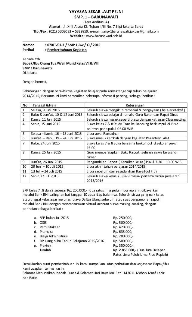 Contoh Surat Pribadi Bahasa Inggris Kepada Teman Surat 27 Otosection