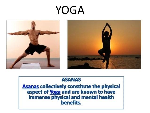 Yoga standing asanas ppt