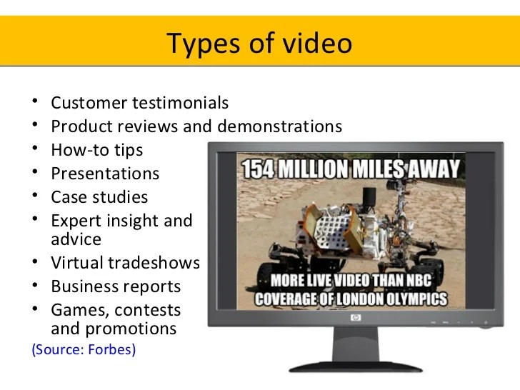 The Power of Video and YouTube in Social Media