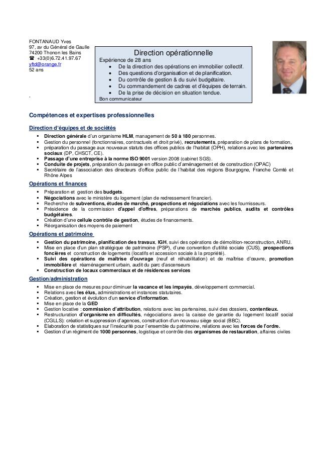 cv assistante comptable copropriete