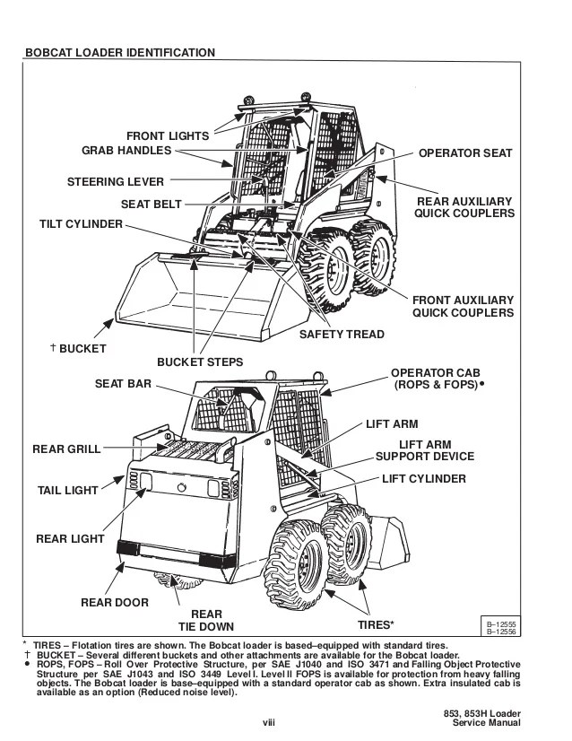 Bobcat S250 Alternator Wiring Diagram : 37 Wiring Diagram