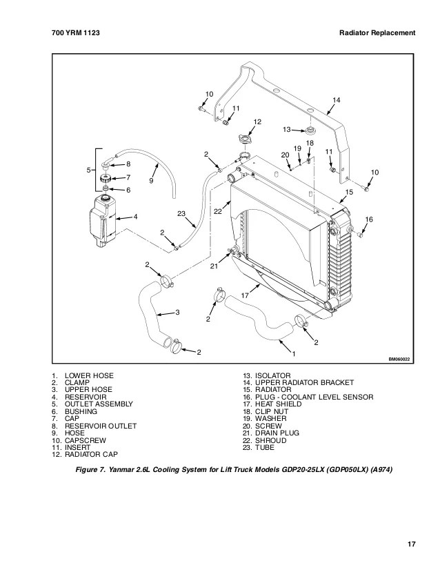 hyster forklift wiring diagram 2001 ford f250 trailer yale timing online g813 gdp110vx lift truck service repair manual