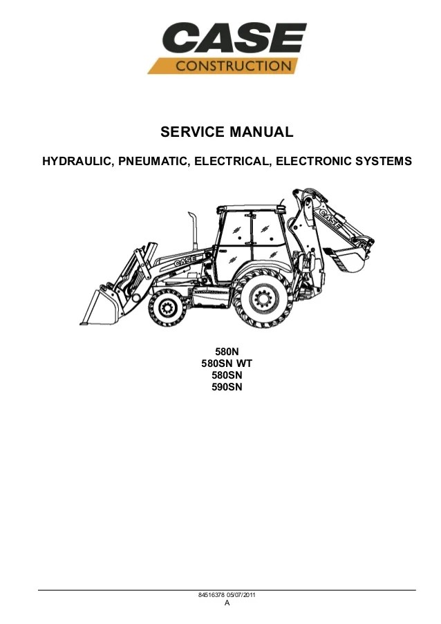 Case 580n Wiring Diagram  Case Backhoe Wallpaper, Case Backhoe