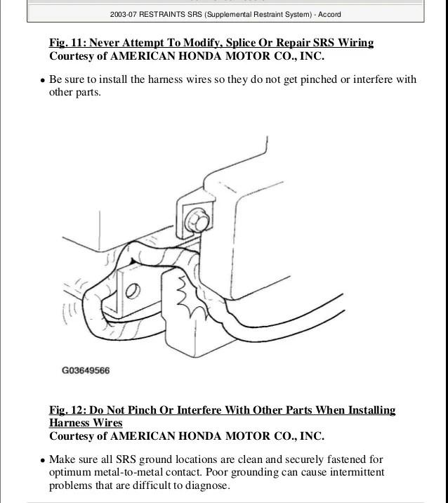 2004 honda accord exhaust system diagram  view all honda