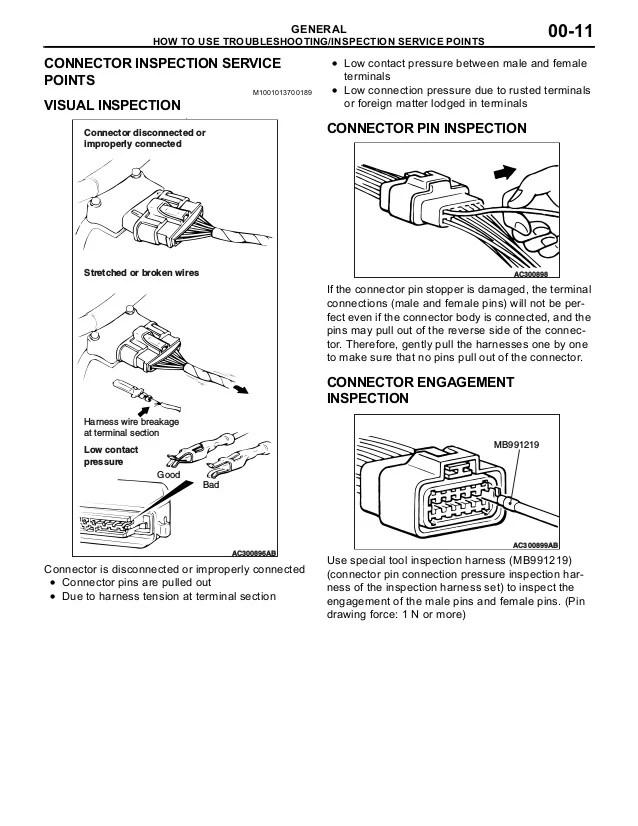 L200 Alternator Wiring Diagram