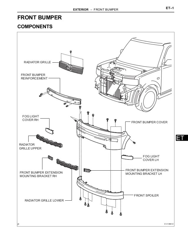 Scion Xb Service Repair Manual