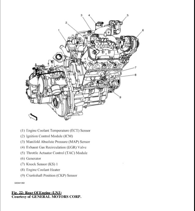 2009 Pontiac Vibe Serpentine Belt Diagram