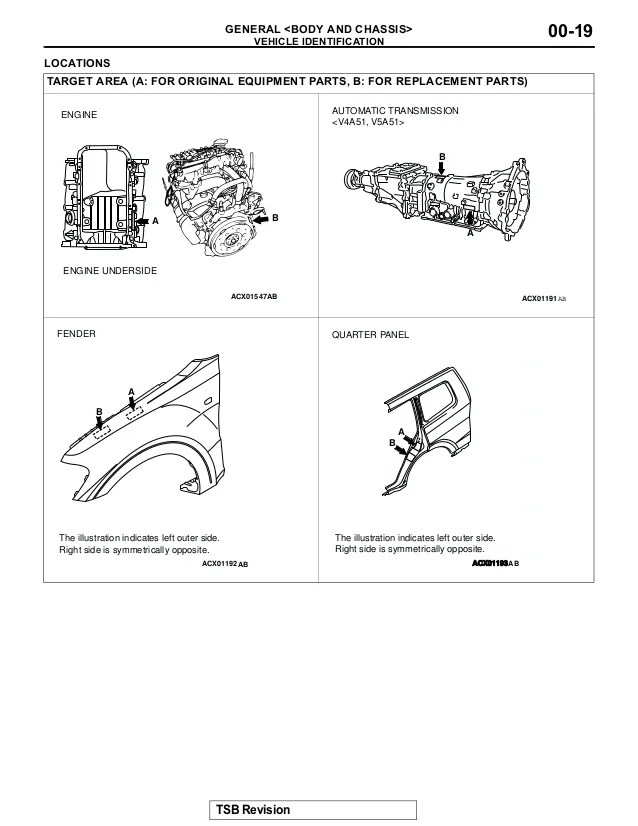doc ➤ diagram service manual electrical wiring diagrams mitsubishi - mitsubishi  montero wiring diagram free
