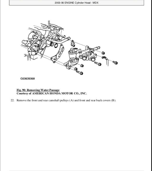 2003 acura mdx manual