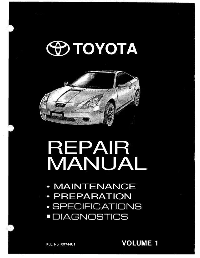 brand new 2002 toyota celica wiring diagram manual