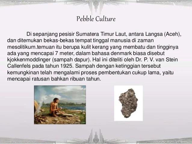 Zaman Mesolithikum