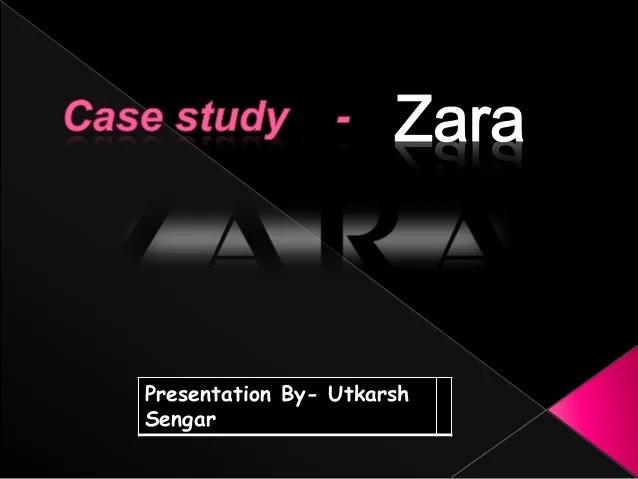 Zara Cs