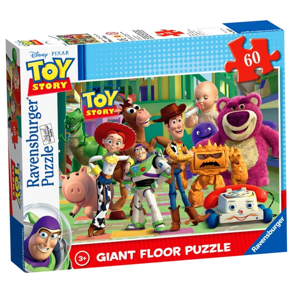 Toy Story Giant Floor Puzzle  Toy Story UK