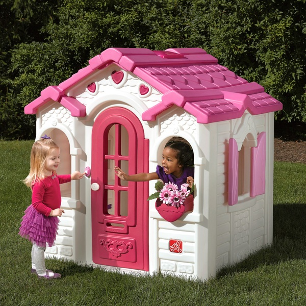 minnie mouse chairs for kids hanging chair home step 2 sweetheart playhouse - play houses & tents uk