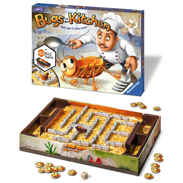 kitchen game outdoor canada ravensburger bugs in the play more for less games