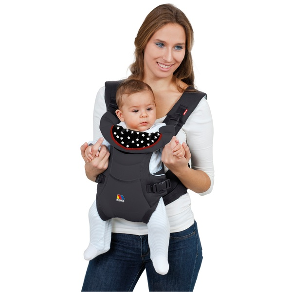 Molto Multiposition Comfort 3in1 Baby Carrier  Baby