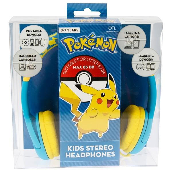Pokmon Pikachu Headphones  Music Headphones UK