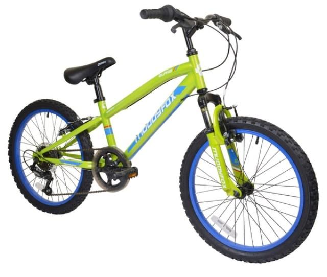 Inch Muddyfox Alpha Hardtail Mountain Bike
