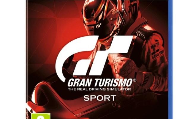 Gran Turismo Sport Ps4 Playstation 4 Games Uk