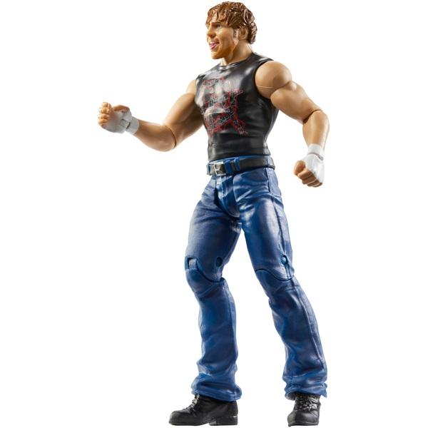 WWE Basic Series 72 Dean Ambrose Figure  WWE Basic Action