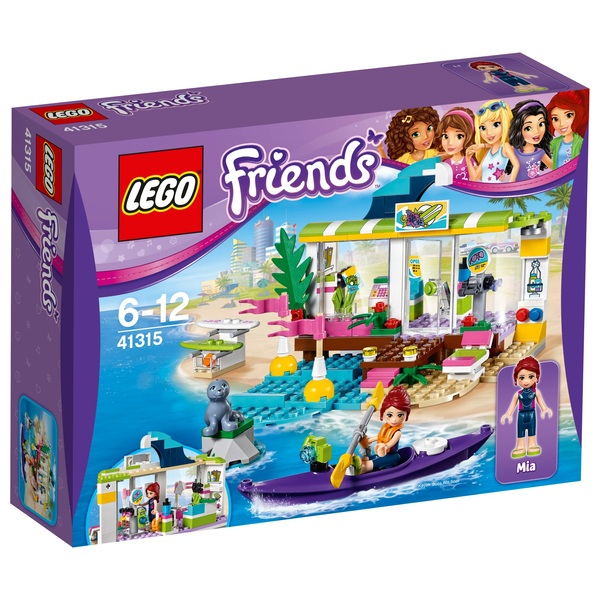 LEGO 41315 Friends Heartlake Surf Shop  LEGO Friends UK