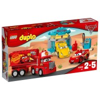 LEGO 10846 DUPLO Disney Pixar Cars Flo's Cafe - LEGO ...