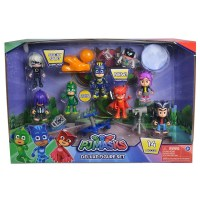 PJ Masks Deluxe Figure Playset Assortment - PJ Masks UK