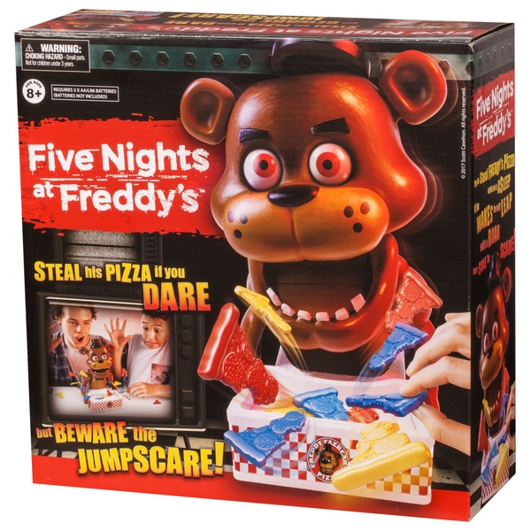 Five Nights at Freddys Jumpscare Game  Five Nights at