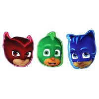 PJ Masks Cushions Assorted - Clearance UK
