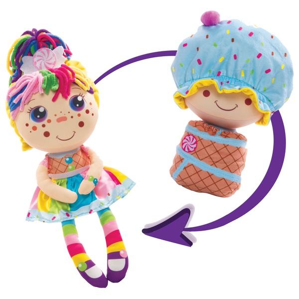 FlipZee Girls Zandy  Dolls UK