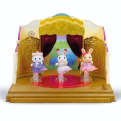 Rocking Chairs Nursery Ireland Wood Tables And Designs Sylvanian Families Ballet Theatre -