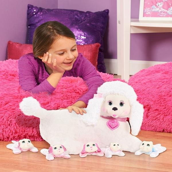 Puppy Surprise Plush Stacy  Soft Toys UK