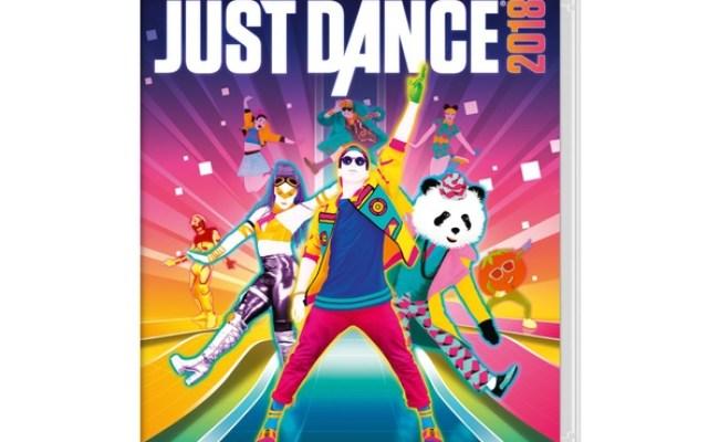 Just Dance 2018 Switch Nintendo Switch Games Uk