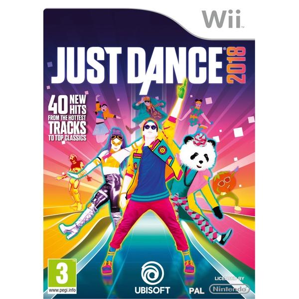 Just Dance 2018 Wii  Wii Games Ireland