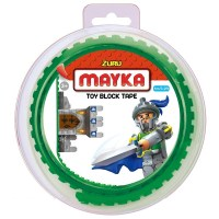 Mayka Toy Block Building Tape Small (2 Stud 1 Metre ...
