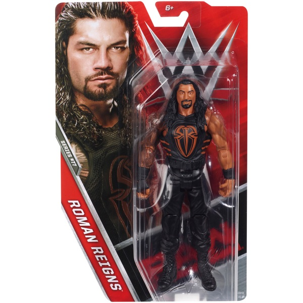 WWE Basic Series 77 Roman Reigns Action Figure  WWE Basic