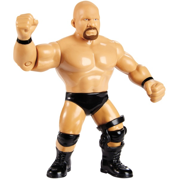 WWE Stone Cold Steve Austin Retro Action Figure  WWE