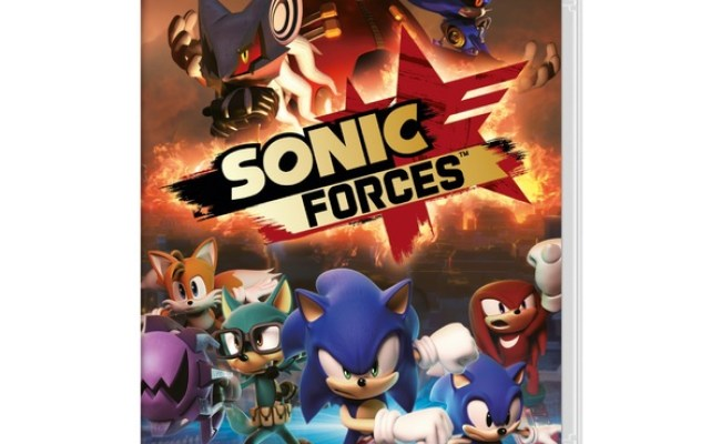 Sonic Forces Switch Nintendo Switch Games Uk