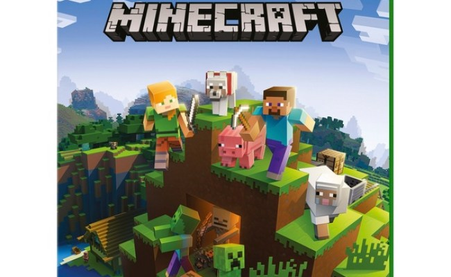 Minecraft Explorers Pack Xbox One Xbox One Games Uk