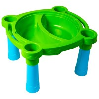 Sand and Water Play Table with Accessories - Sand and ...