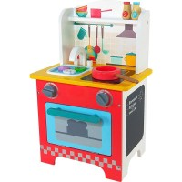 Squirrel Play Wooden Tabletop Kitchen - Squirrel Play Toys UK