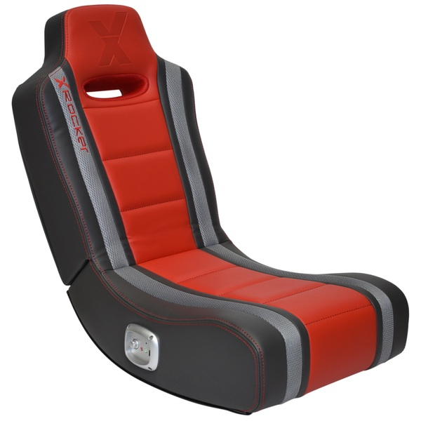 X Rocker GTR Floor Rocker Junior Gaming Chair  Gaming