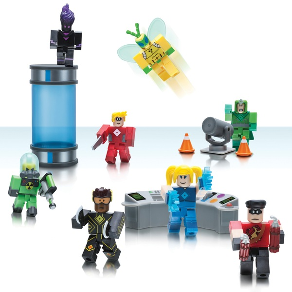 ROBLOX Heroes of Robloxia Playset  Series 4  Roblox UK