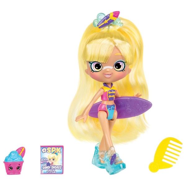 Shopkins Shoppies Shop Style Dolls Sandy Shores Shopkins Smyths Toys UK