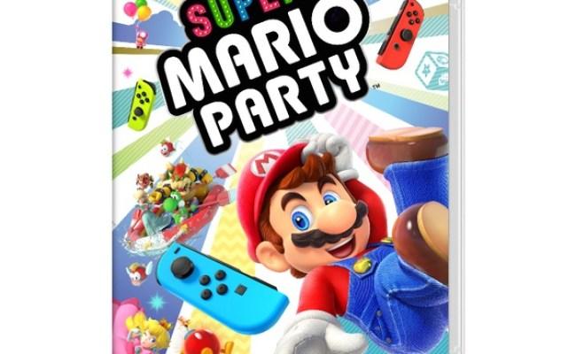 Super Mario Party Nintendo Switch Nintendo Switch Games Uk