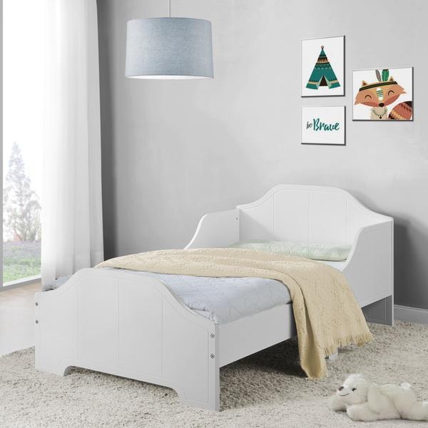 nested toddler bed white smyths toys uk