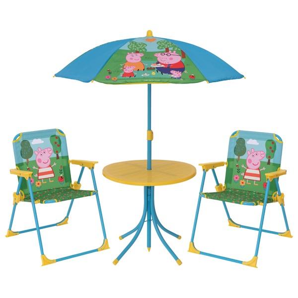 peppa pig garden patio set smyths toys ireland